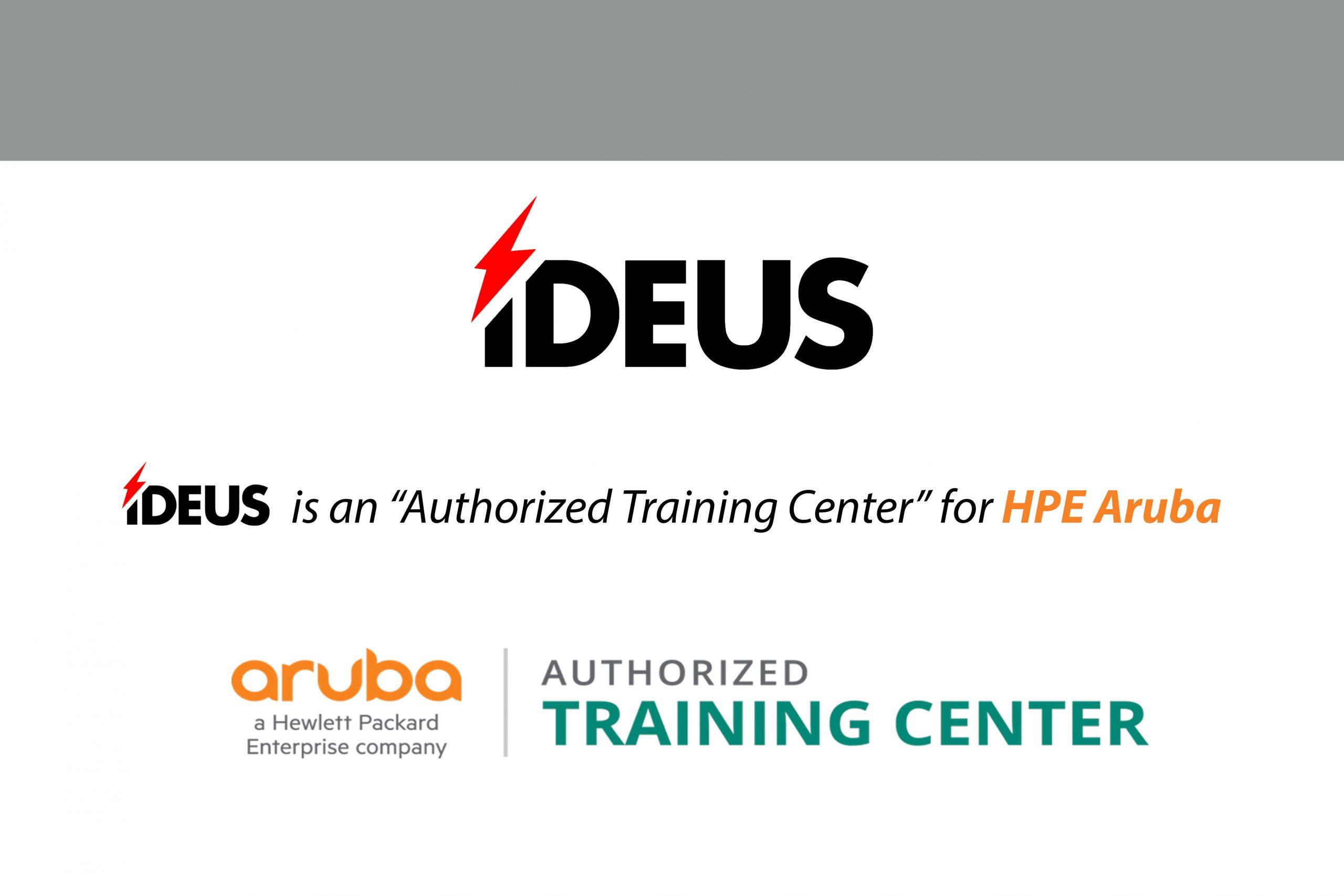 HPE Aruba Training Center