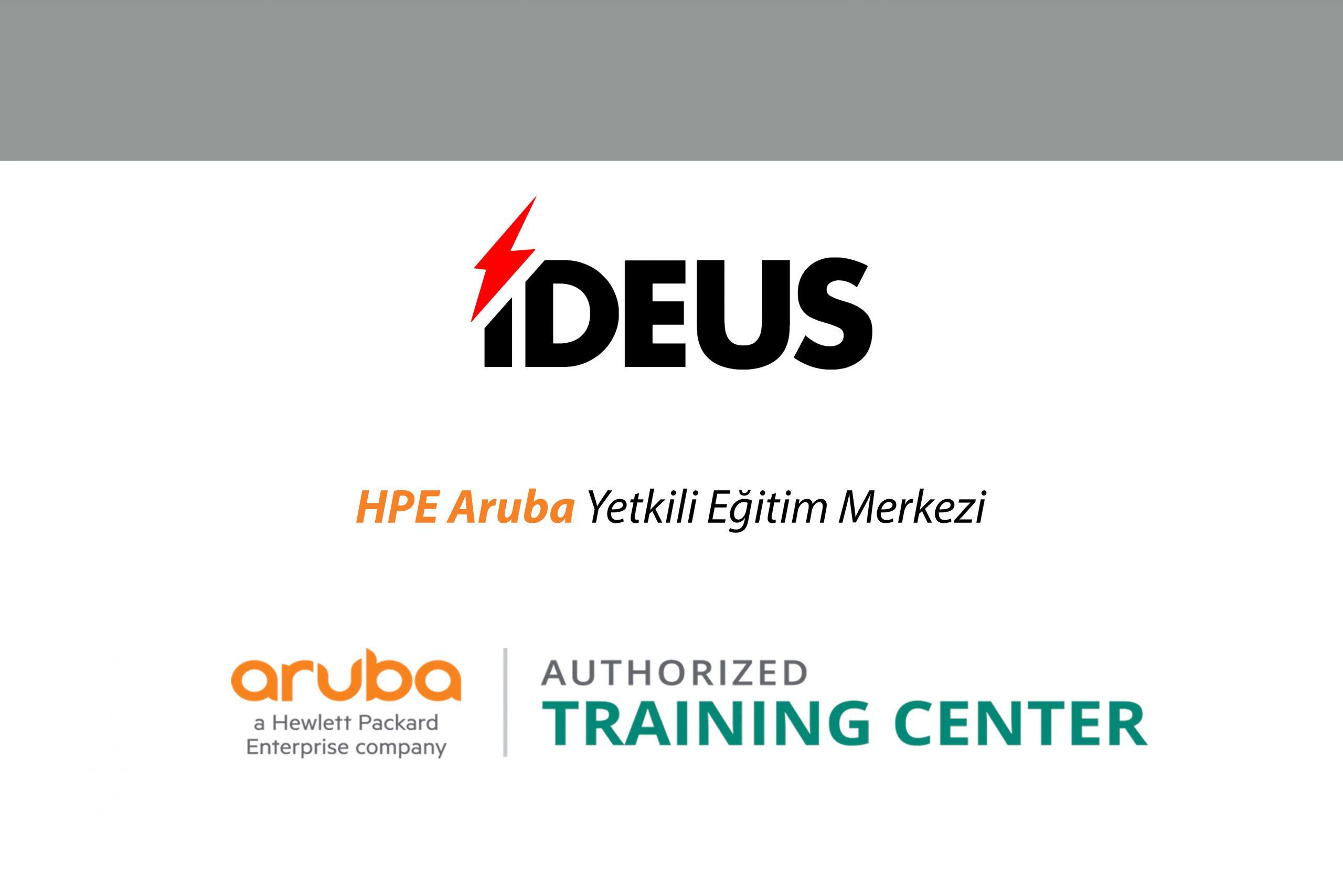 HPE Aruba Kablosuz ve kablolu ağ ürünleri, ClearPass yetkili eğitim merkezi.